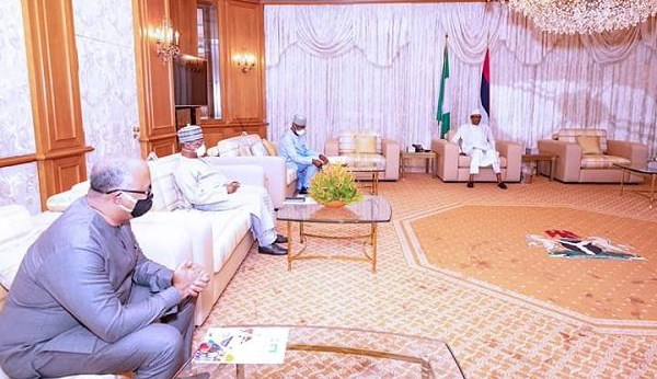 BREAKING: Buhari, PTF to meet today over second wave of COVID-19