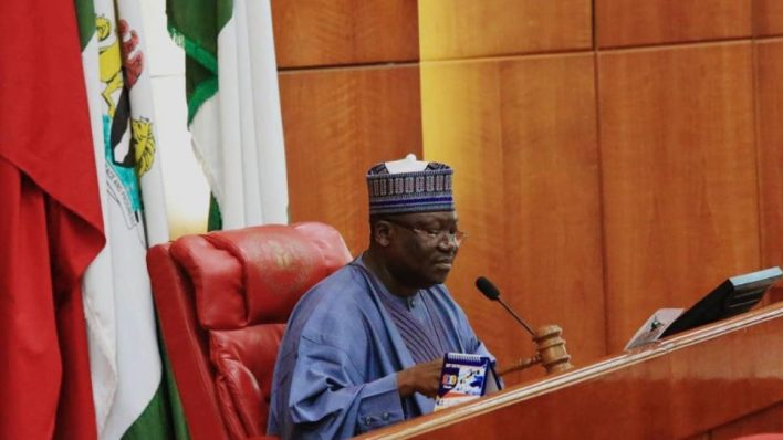 N'assembly members are not self-serving, says Lawan