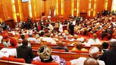 Names of Senators in Nigeria