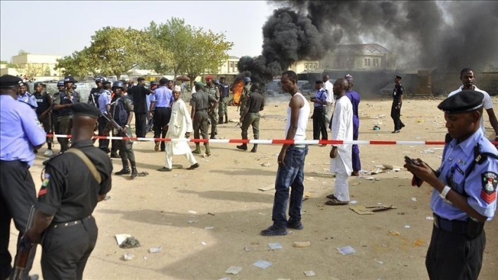 Female Suicide Bomber Kills 3 Persons In Borno
