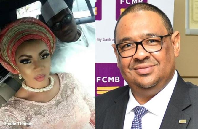 Marriage Scandals: FCMB Says Its Reviewing Allegations Against MD