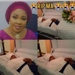Actor, Afeez Owo Called Out For Posting Orisabunmi's Corpse On Social Media (Photos)