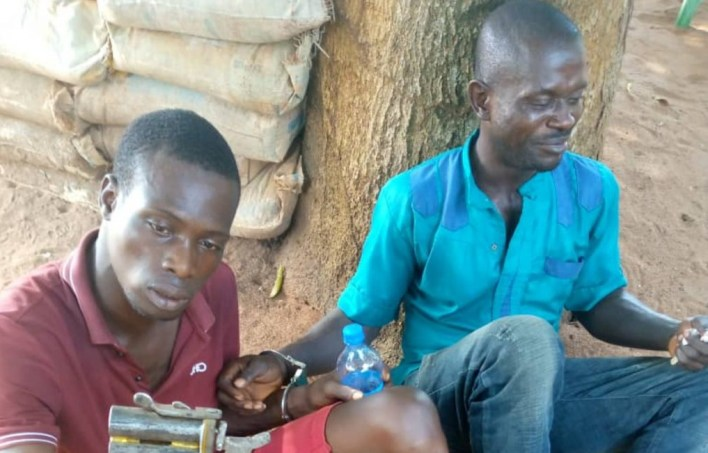 Police thwart daylight robbery, apprehend two suspected cultists in Anambra