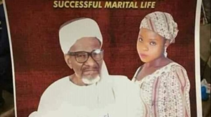 83-yr-old Nigerian Muslim man set to marry 16-yr-old girl