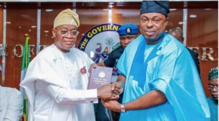 Oyetola, Owoeye and the 'silent tears' of Osun minority leader