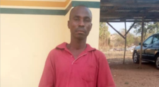 Police arrest 55-yr-old man for allegedly beating his relative to death over bush burning in Ogun