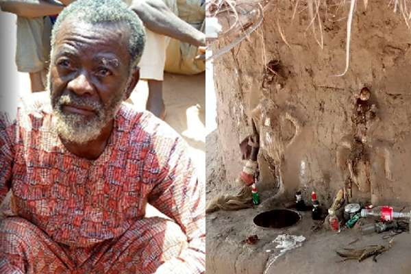 How I aided Benue robbery kingpin, Gana, with charms made from human parts — Chief priest