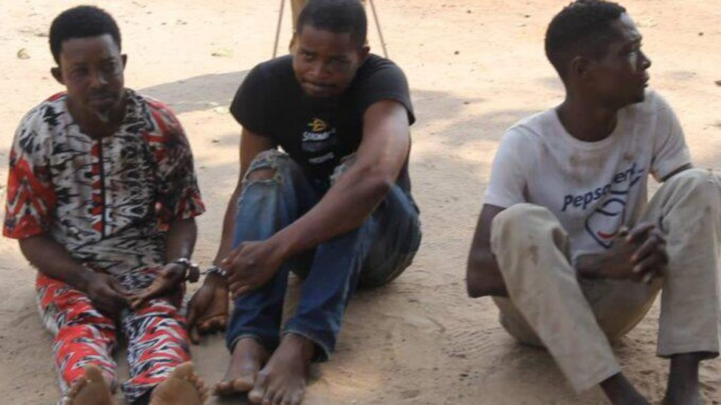 Three suspected armed robbers arrested in Osun