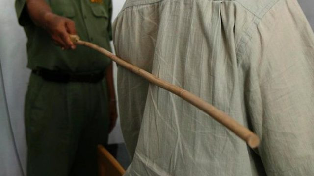 25-year-old man to receive 12 strokes of cane for dealing in illicit drugs in Kano