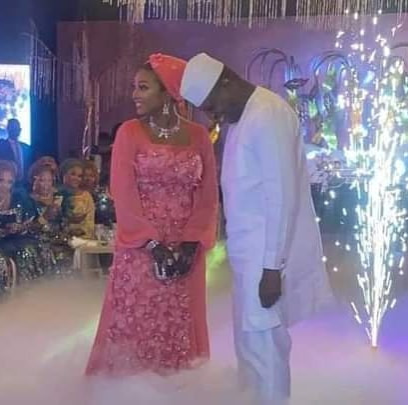 PHOTOS: No COVI9-19 protocols as Ex-Speaker Bankole weds Kebbi Gov's daughter