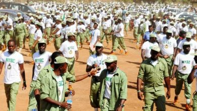 COVID-19 protocols: FG threatens to shut down NYSC camps