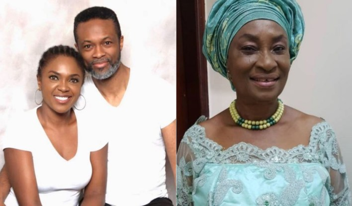 Omoni Oboli's mother-in-law to be buried in Delta