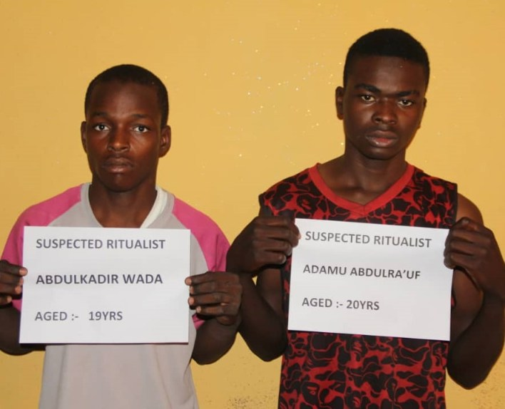 How We Killed Girl, Removed Her Vagina For N500k – Bauchi Ritual Suspects Confess