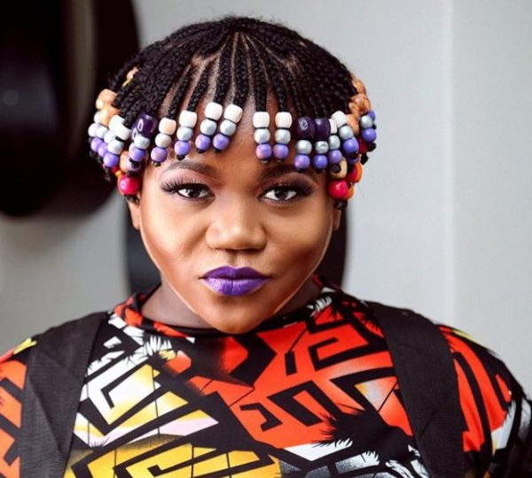 See what Busiswa will do if her music career fails (Video)