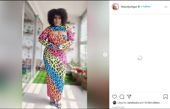 PHOTOS: Chigul shows off incredible weight loss transformation