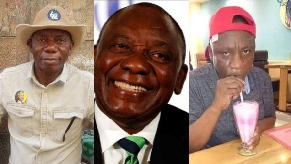 Mzansi pokes fun at how Cyril Ramaphosa will look after being vaccinated