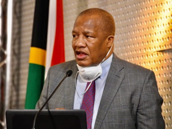 Things to know about late politician, Jackson Mthembu