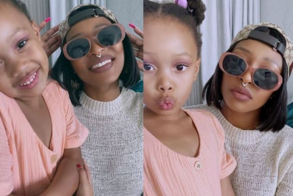 See why fans urge Kairo Forbes to teach DJ Zinhle how to cook
