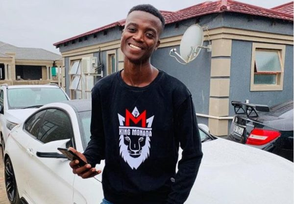 Photos: King Monada blows minds with his before and after post