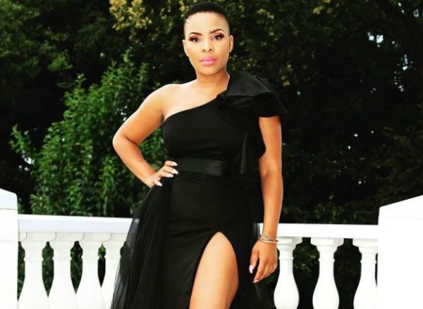 Check out photo of Masechaba Ndlovu in her early 20s