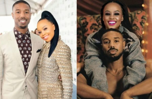 Hot looking Ntando Duma photoshopped with Michael B. Jordan again – Photo