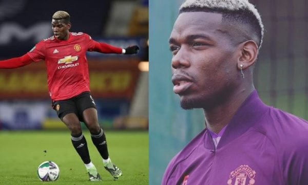 (Video): Rate Paul Pogba's Amapiano dance on scale 1-10