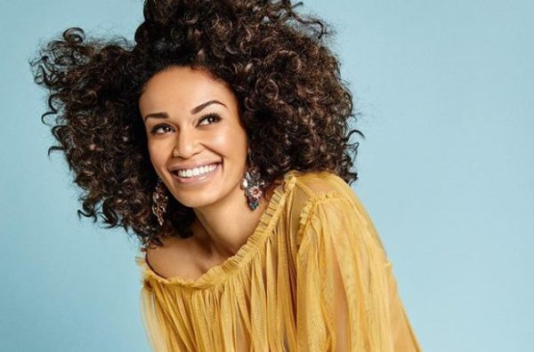 Better late than never: Pearl Thusi joins the #BussItChallange