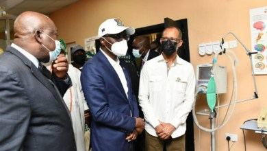 Gov Sanwo-Olu commissions Badagry medical facilities, other projects