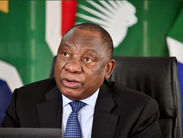 COVID-19 Update: President Ramaphosa reveals the new variant of the virus spreads much faster than the earlier variants