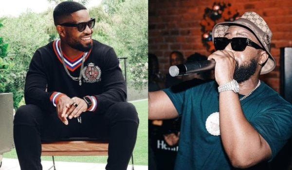 Prince Kaybee unveils interest in a music fight against Cassper Nyovest