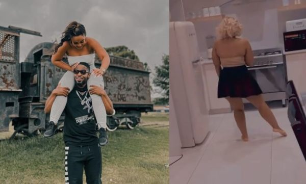 Prince Kaybee and bae, Zola get dramatic in the kitchen – Watch