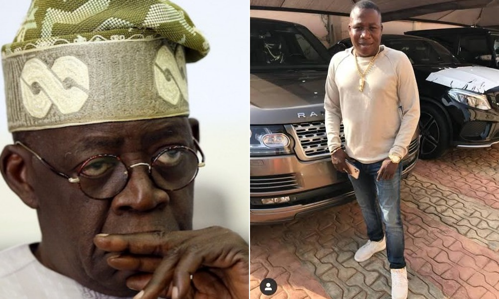 How Tinubu gave me N2 million to fuel my car in 2009, Sunday Igboho opens up