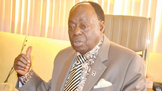 Afe Babalola laments closure of universities, says it's unconstitutional and disastrous