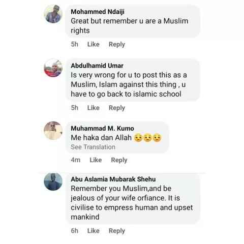 Ahmed Musa Dragged By Some Muslim Fans Over Photo Shared On Social Media