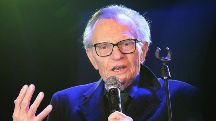 Veteran American broadcaster Larry King hospitalised with COVID-19