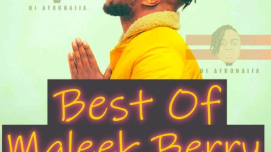 best of maleek berry