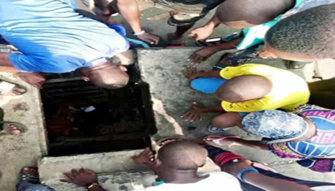 Residents Narrate How Kidnappers Den Was Discovered In Lagos, Police Begin Investigation