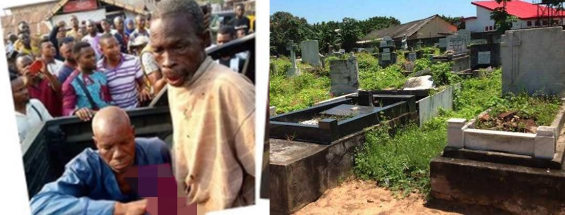 Two cemetery guards in Amotekun net over alleged possession of human heads
