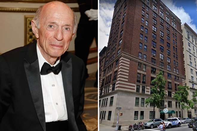 Sweet'N Low magnate, Donald Tober 'jumps to his death' from 11th floor of his luxury $10 million apartment
