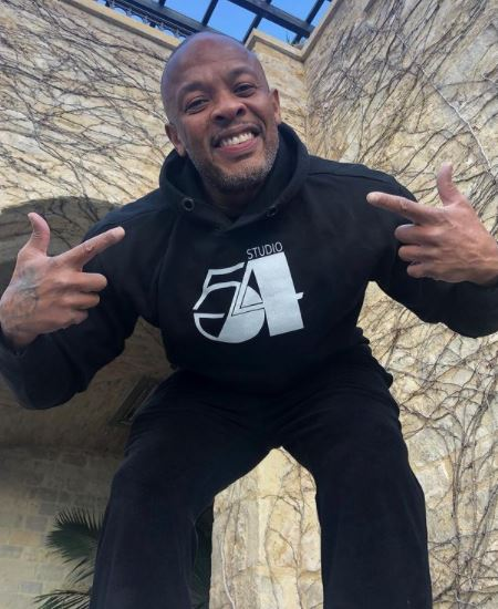 Dr Dre reveals he is doing great after he was hospitalized