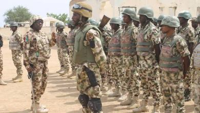 127 soldiers allegedly resign from Nigerian Army despite growing insecurity