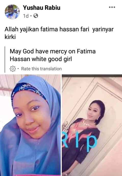 Lady Dies Mysteriously Three Hours To Her Wedding In Katsina