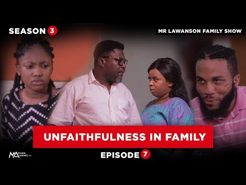 Unfaithfulness In Family - Episode 7 (Family Show)