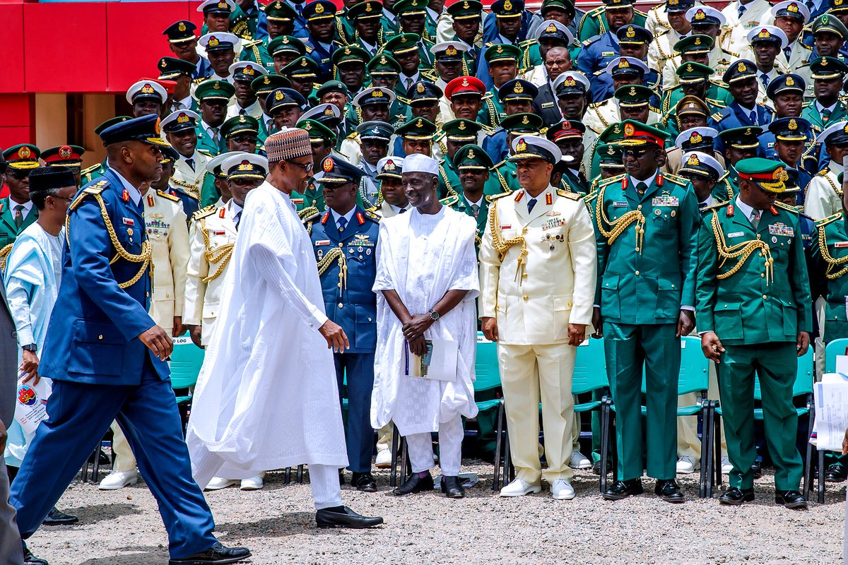 Armed Forces Day: PMB Ushers In Salvation At Last