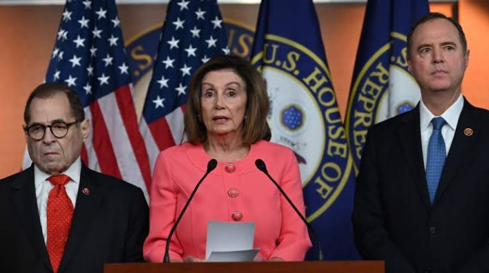 Nancy Pelosi narrowly wins re-election as US house speaker