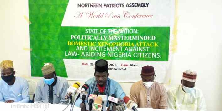 Arrest Tinubu, Akeredolu over Ultimatum to Fulanis, Northern Patriots Assembly tells Police