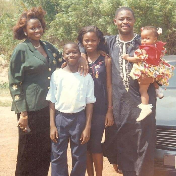 PHOTOS: Fani-Kayode showers praises on wife; Regina, on birthday