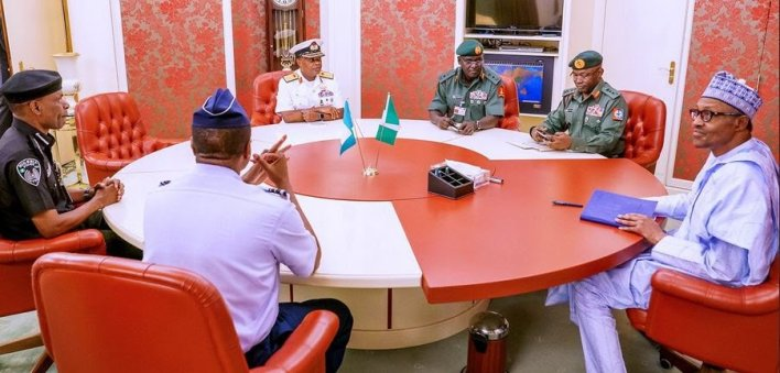 Current service chiefs more mentally prepared to end Boko Haram insurgency – Security Expert.