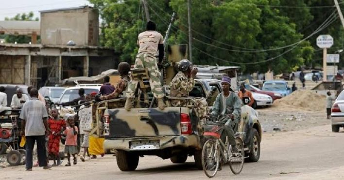 DHQ Reveals Number Of Criminals Killed By Military In 2020