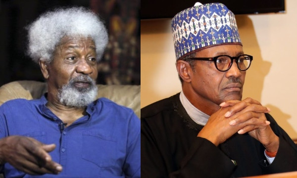 Wole Soyinka: It is best for my sanity not to talk about Buhari's administration